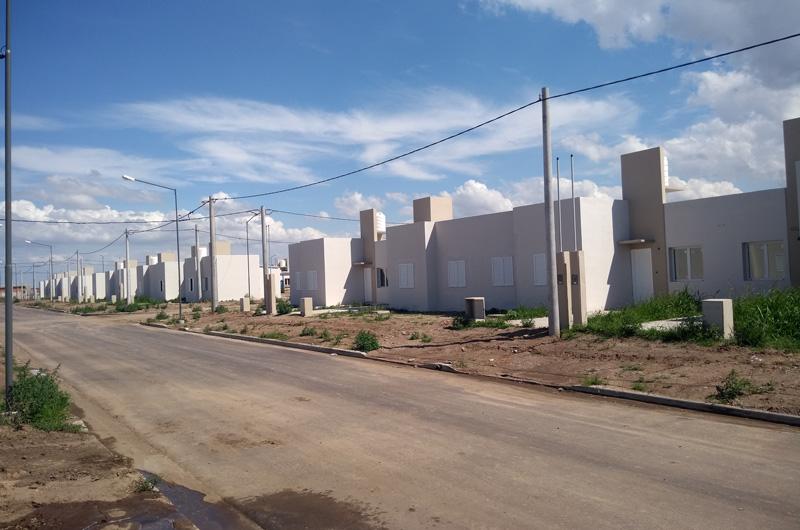 AV - Viviendas barrio Colombo