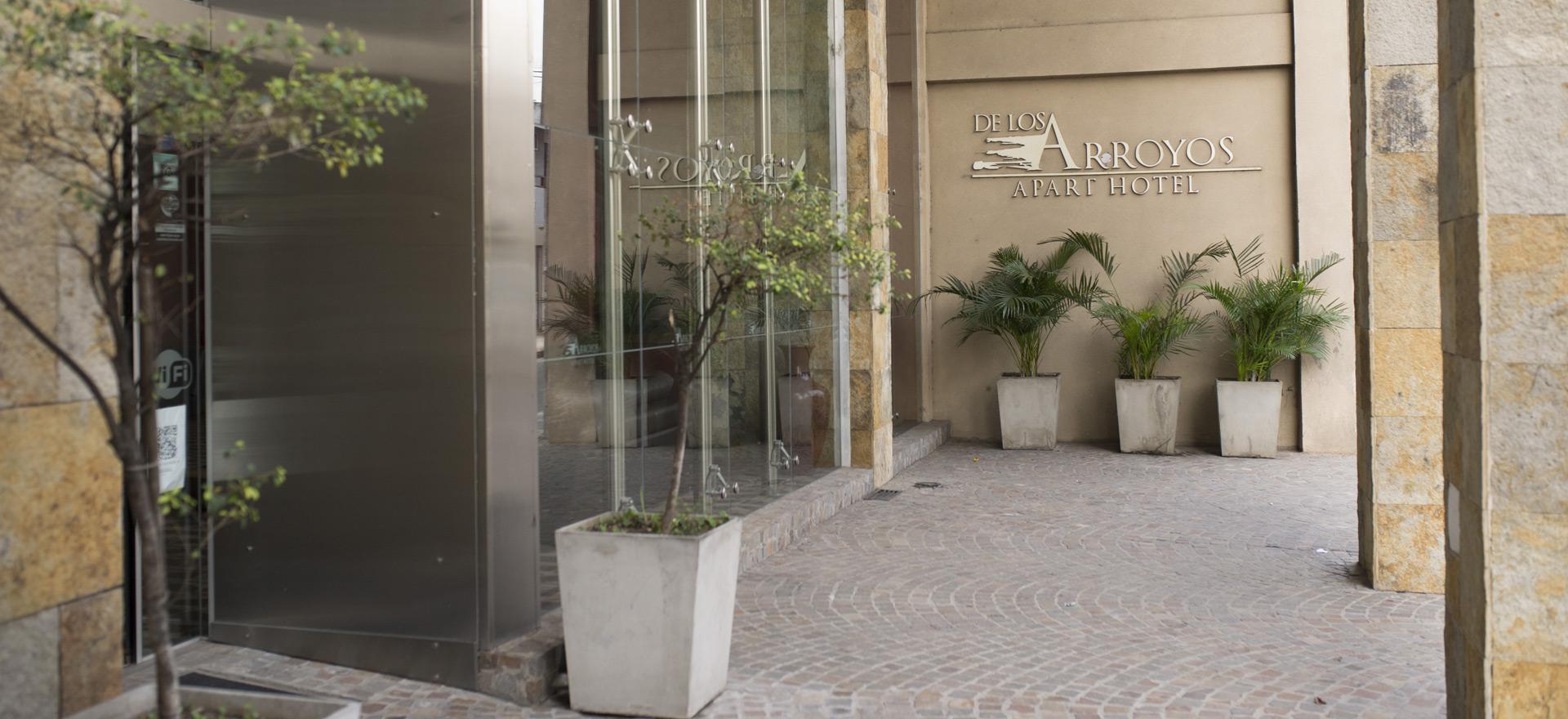 SL - De los Arroyos Apart Hotel
